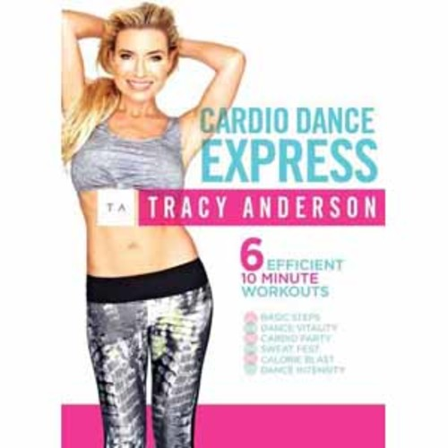 Anderson,Tracy / Cardio Anch64094Dvd/Fitness