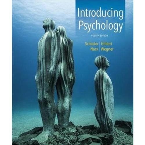 Introducing Psychology (Paperback) (Daniel L. Schacter & Daniel T. Gilbert & Matthew K. Nock & Daniel M.