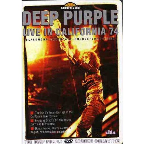 Deep Purple: Live in California '74 - The Archive Collection