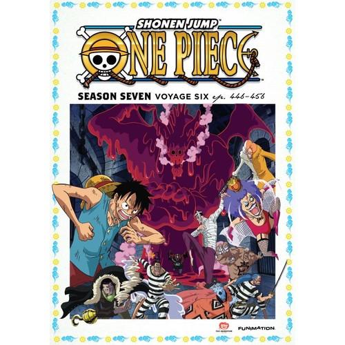 One Piece: Season Seven - Voyage Six [2 Discs] [DVD]