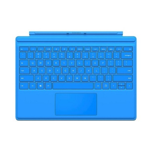 Surface Pro / Pro 4 Type Cover (Bright Blue )