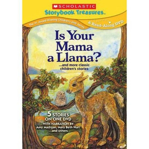 Is your mama a llama (DVD)