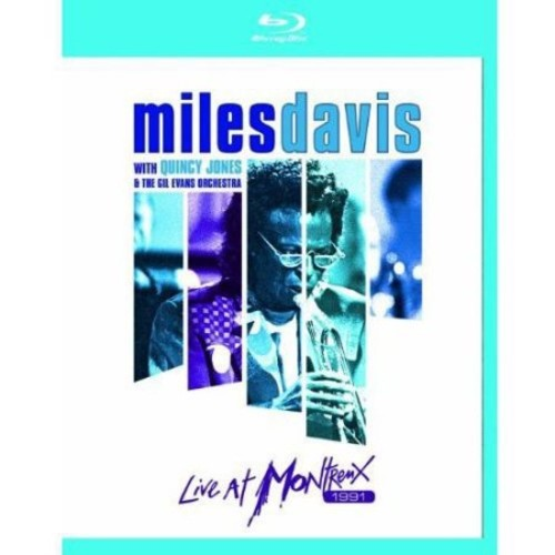 Live at Montreux 1991 (Blu-ray)