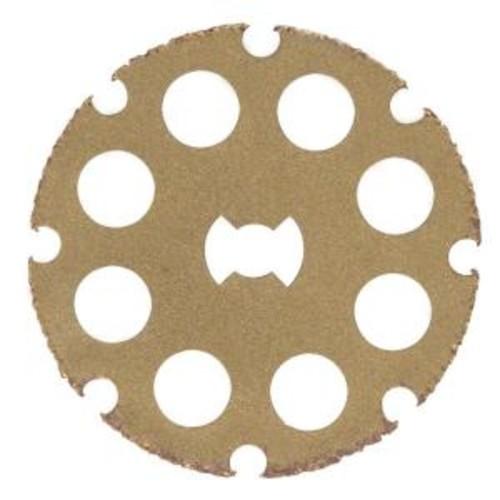 Dremel EZ Lock 1-1/2 in. Wood Cutting Rotary Wheel