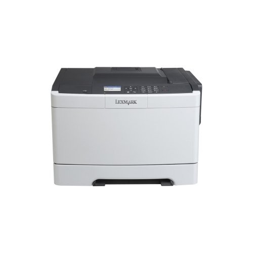 LEXMARK #28D0203 CS410N Laser Printer - Color - 2400 x 600 dpi Print / LV BECKMAN