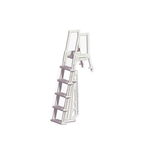 Blue Wave Heavy Duty In-Pool Ladder for Above-Ground Pools