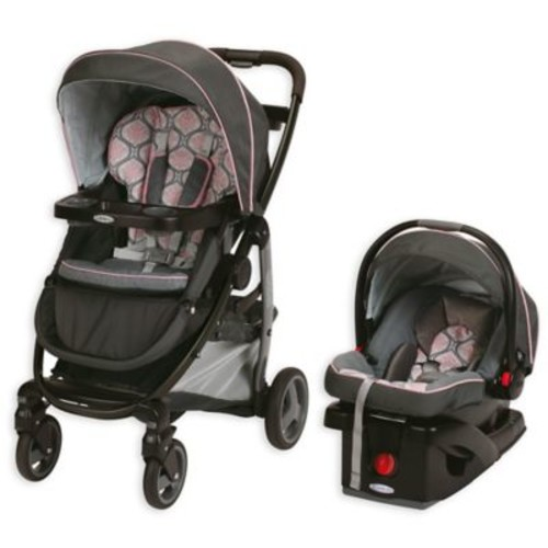 Graco Modes Click Connect Travel System in Francesca