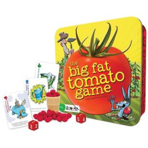 Gamewright Games Ceaco Gamewright The Big Fat Tomato 410