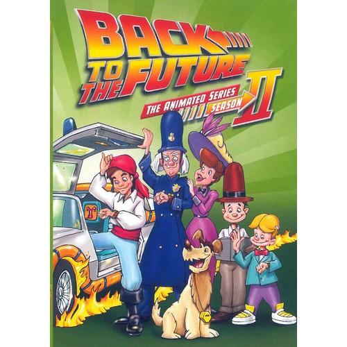 Back To The Future: The Animated Series Season 2