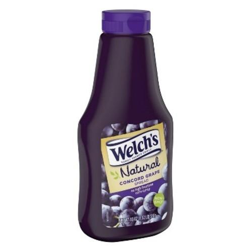 Welch's Natural Concord Grape Spread - 19.8oz