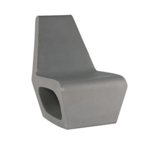 itude Run Wilna Side Chair; Lime Green