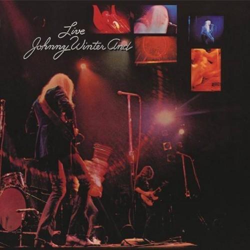 Johnny winter - Live (CD)