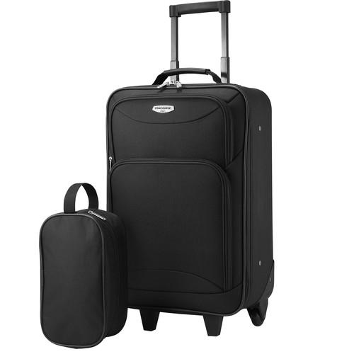 Concourse 2 Piece Value Luggage Set