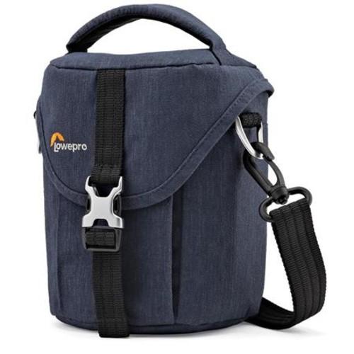 Lowepro Scout SH 100 Shoulder Bag for Mirrorless Camera kit, Slate Blue LP36930
