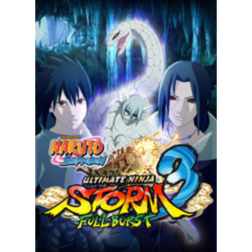 Naruto Shippuden Ultimate Ninja Storm 3 Full Burst [Digital]