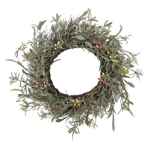 SONOMA Goods for Life Artificial Olive Wreath