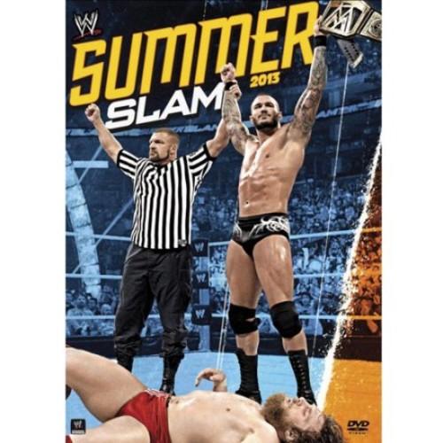 WWE: Summerslam 2013 [DVD] [2013]