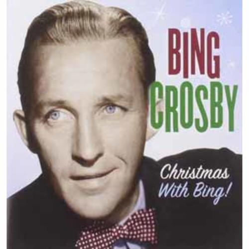 Bing Crosby - Christmas with Bing [Audio CD]