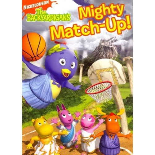 The Backyardigans: Mighty Match-Up! [DVD]