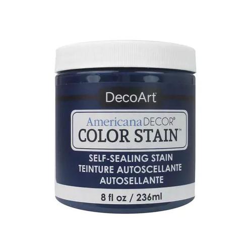 Decoart Americana Decor Color Stain 8oz Navy