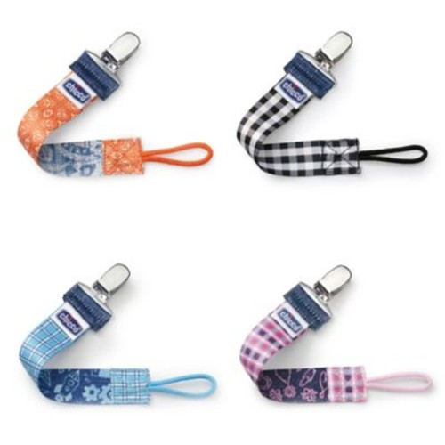 Chicco NaturalFit Fashion Pacifier Clip