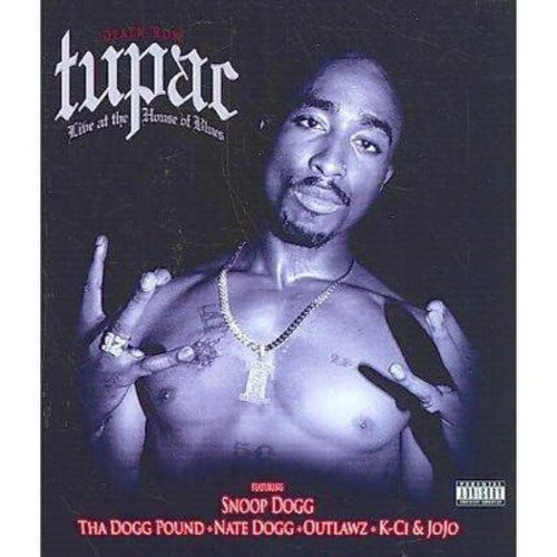 Tupac: Live at the House of Blues [Blu-ray] WSE DHMA/DD5.1/2