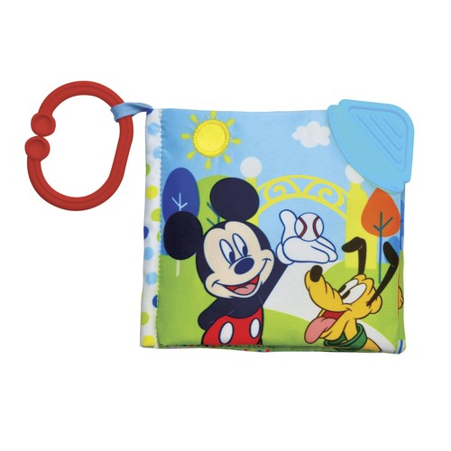 Disney Mickey Mouse Infant's' Soft Book