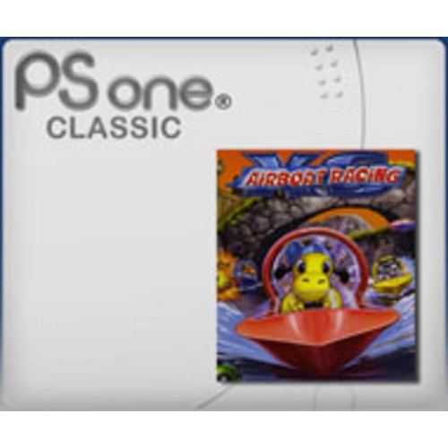 XS Airboat Racing - PSOne Classic [Digital]