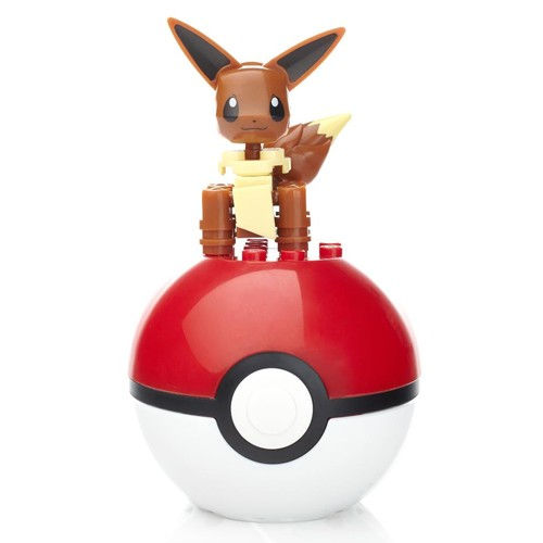 Mega Construx Pokemon Construction Set - Eevee