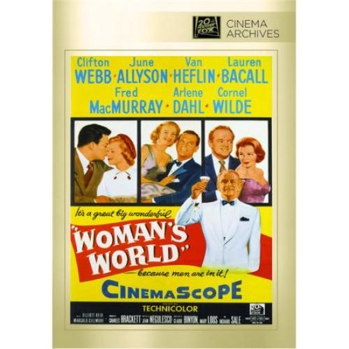 Woman's World VHS
