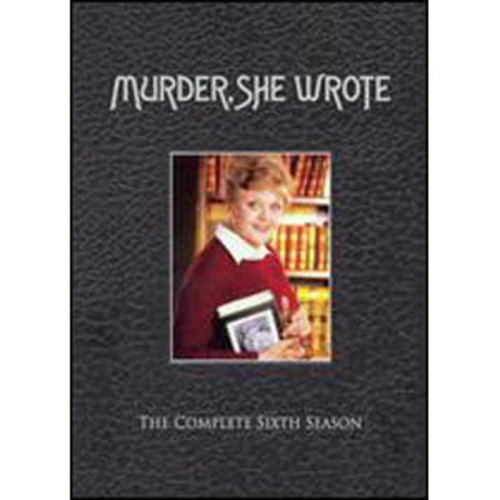 Murder, She Wrote: The Complete Sixth Season [5 Discs]