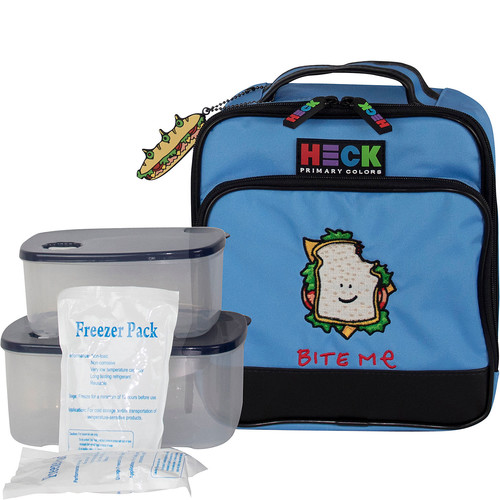 Ed Heck Luggage Vertical Lunch Tote