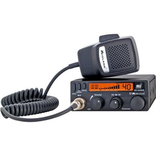40-Channel Mobile CB Radio 40-Channel Mobile CB Radio