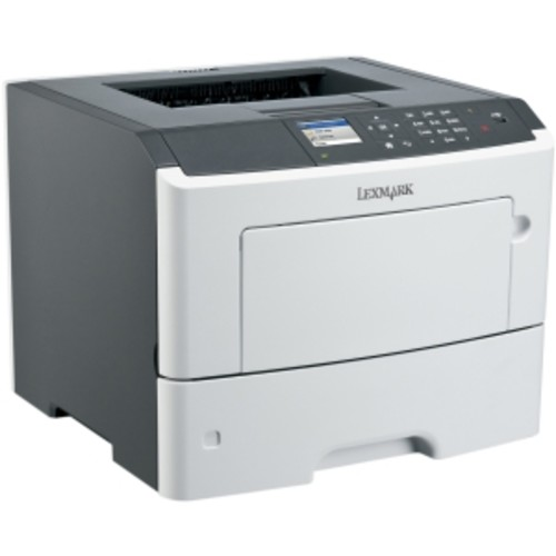Lexmark MS610DE Laser Printer - Monochrome - 1200 x 1200 dpi Print - Plain Paper Print - Desktop - 50 ppm Mono Print - A4, A5, A6, Envelope No. 10, Envelope No. 7 3/4, Envelope No. 9, DL Envelope, Executive, Folio, B5 (JIS), Letter, ... - 8.27