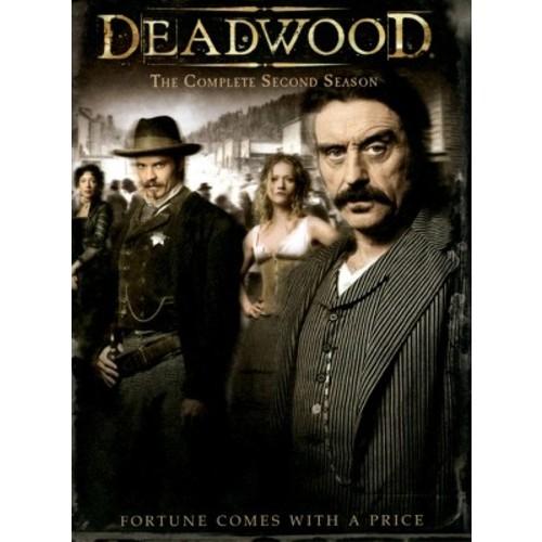 Deadwood: The Complete Second Season (6 Discs) (dvd_video)