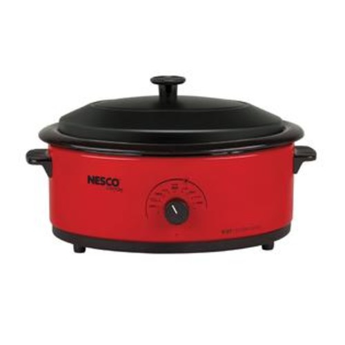 Nesco Red 6-quart Roaster Oven