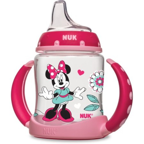Nuk Disney Minnie Mouse Learner Cup 6+m, 1.0 CT