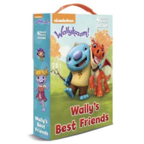 Wally's Best Friends (Wallykazam! Series)