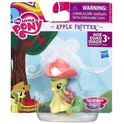 My Little Pony Friendship is Magic Collection Apple Fritter Figure
