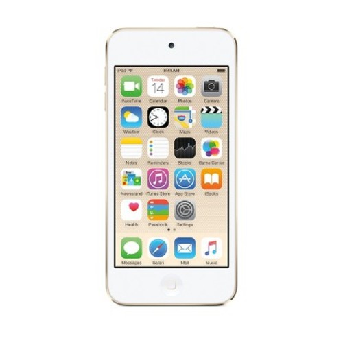 Apple iPod touch 6G 16 GB Gold Flash Portable Media Player