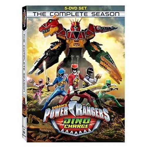 Power Rangers Dino Charge: Complete Season (DVD)