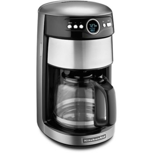 KitchenAid KCM1402 14 Cup Glass Carafe Coffee Makers