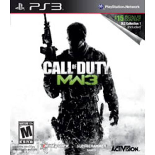 Call of Duty Modern Warfare 3 [Pre-Owned]