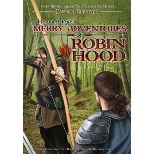 Howard Pyle's Merry Adventures of Robin Hood
