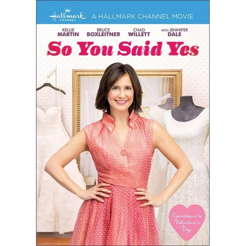 So You Said Yes [DVD] [2015]