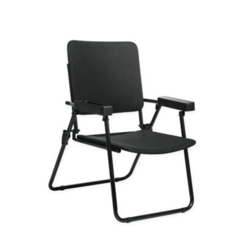 HoMedics Folding Chair for Massage Cushions in Black