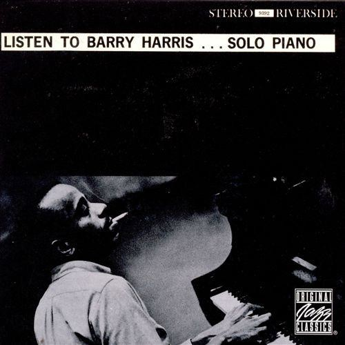 Listen to Barry Harris [CD]