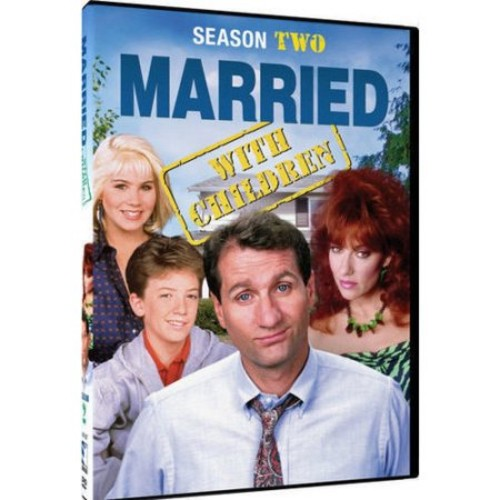 Married... With Children: Season Two [2 Discs] [DVD]