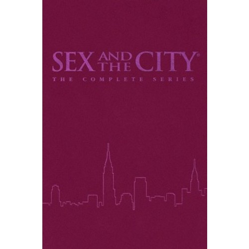 Sex and the City: The Complete Series [21 Discs] [New Outer Slipcase]