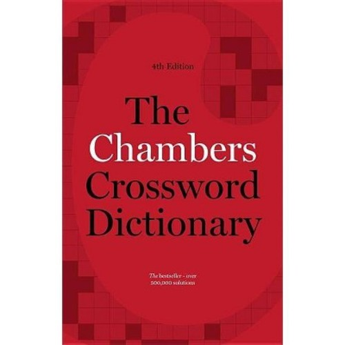 The Chambers Crossword Dictionary (Paperback)